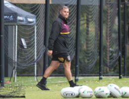 Brisbane Broncos coach Anthony Seibold hires lawyers over online rumours