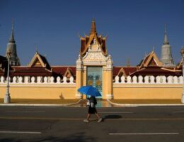 Cambodia's foreign policy post-COVID-19