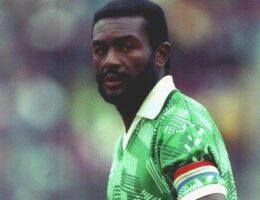 Cameroon's Italia '90 captain Stephen Tataw dies
