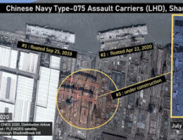 China Is Building More Type-075 Assault Carriers