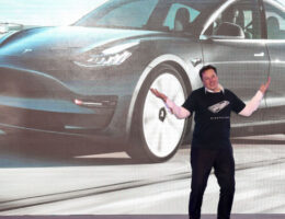 'China Rocks', Elon Musk Says as He Warns 'Complacent' United States is Losing its Tech Edge