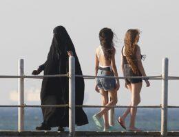 Conflicting tan lines: The burkini raises debate in Egypt