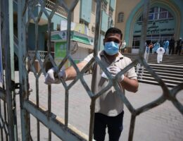 Coronavirus claims more lives across the Middle East