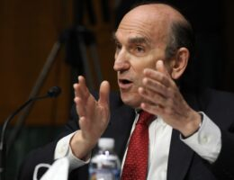 Elliott Abrams named special representative for Iran