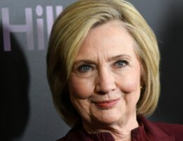 Hillary Clinton bashes Trump's executive orders as 'a stunt' and 'a big diversion'
