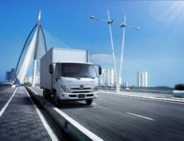 Hino Launches New LDT Model in Middle East Region