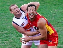 In a golden era of AFL ruckmen, it's time to rethink our ratings system