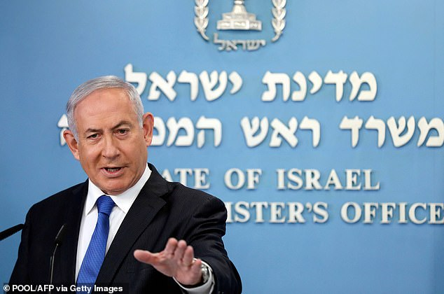 Israeli Prime Minister Benjamin Netanyahu said he is 'committed to annexing parts of the West Bank' but agreed to 'temporarily suspend' those plans in order to sign the deal with the UAE