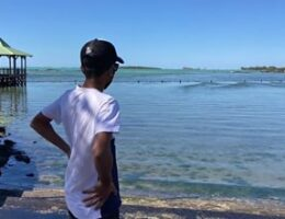 Mauritius oil spill: 'We want to protect our island'
