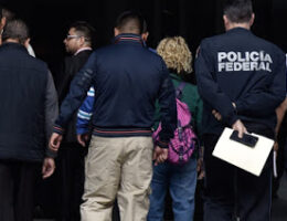 Mexican judge orders arrest of 19 former federal police