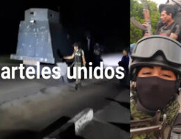 "Michoacan: New videos with Carteles Unidos Viagras saying they are ""cleaning"" Aguaje of CJNG"