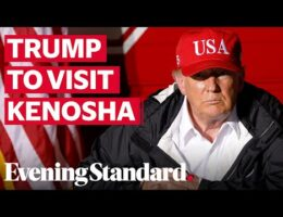 President Trump To Visit Kenosha This Tuesday. Democrat Leaders Say He Should Stay Away