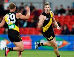 Richmond punishes wayward Brisbane Lions in comprehensive AFL victory