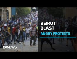 Second Day Of Protests In Beirut -- News Updates August 9, 2020