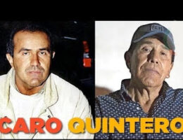 The return of Caro Quintero brothers, Rafael leading the Carborca Cartel and Miguel one year 'out' of Victorville federal prison