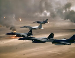 The U.S. Military Has Been Engaged In Iraq For 30 Years Now