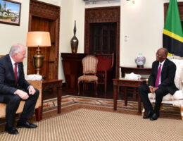 The United States' unwavering partnership with Tanzania