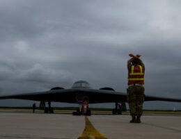 Three B-2Stealth Bombers Have Been Deployed To Diego Garcia