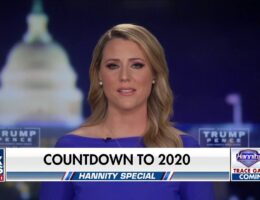 Trump campaign spokeswoman calls Biden 'an empty vessel filled by the radicals' in Democratic Party