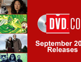 What's Coming to Netflix DVD in September 2020