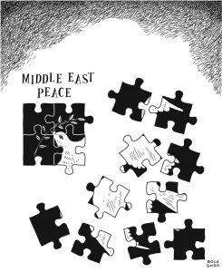 A big step for peace in the Middle East