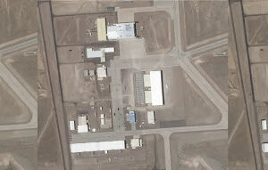 A Huge New Hangar Facility Has Been Built At Area 51