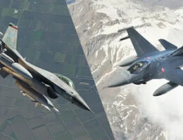 A Look At How Greek And Turkish Air Forces Stack Up