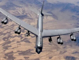 A Look At How The US Airforce Is Using Its Fleet Of Old Bombers To Deter China