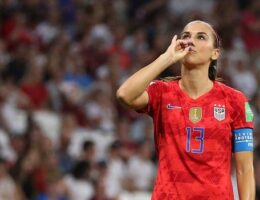 Alex Morgan: Tottenham Hotspur Women sign United States forward