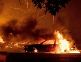 Amid Washington, Oregon fires, officials squash rumors of far right, far left arson