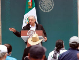 AMLO announces military arrests for culpability in the Ayotzinapa 43 students case