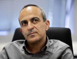 AP Interview: Israeli virus czar fights outbreak, politics