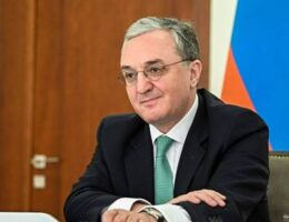 Armenia FM: We cannot be indifferent to the many developments in the Middle East