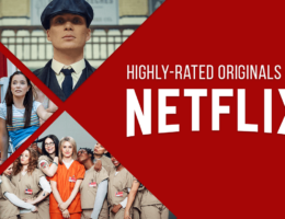 Best Netflix Original Series According to Rotten Tomatoes and IMDb