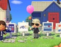 Biden-Harris campaign releases 'Animal Crossing' yard signs in digital push to young voters