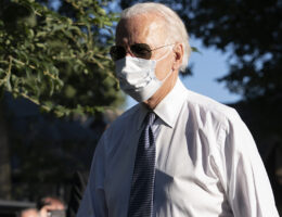 Biden walks back national mask mandate over 'constitutional issue'