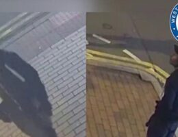 CCTV issued in hunt for Birmingham attack suspect