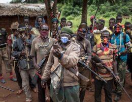 Central African Republic: Ex-officer arrested for war crimes
