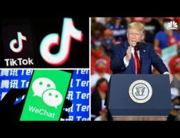 Citing National Security U.S. To Ban TikTok Downloads And WeChat This Sunday