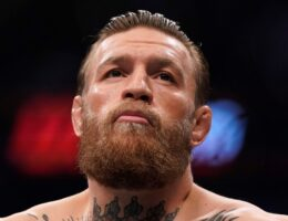 Conor McGregor Says He Will Box Manny Pacquiao In The Middle East