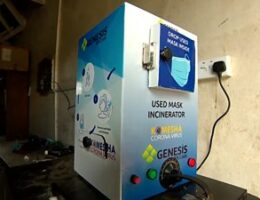 Coronavirus in Africa: Tackling Kenya's PPE waste disposal challenge