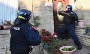 County lines raids: 1,000 arrests and £1.2m drugs seized