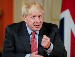 Covid: Boris Johnson warns of tougher measures if new rules are flouted