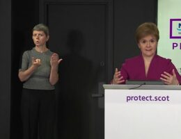 Covid in Scotland: Nicola Sturgeon issues warning over tougher rules