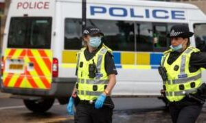 Covid in Scotland: Police break up hundreds of house parties