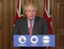 Covid: Tighter rules 'will take time' to show results, says Johnson