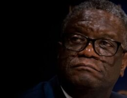 Denis Mukwege: UN guards DR Congo Nobel laureate after death threats