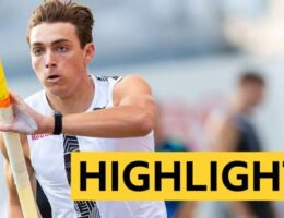 Diamond League: Sweden's Armand Duplantis and United States' Sam Kendricks shine in pole vault at Lausanne