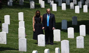 Did President Trump Say Americans Who Died In War Are 'Losers' And ' Suckers'?