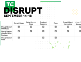 Disrupt 2020 kicks off tomorrow — are you ready?